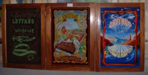 Panneaux MOF 1985